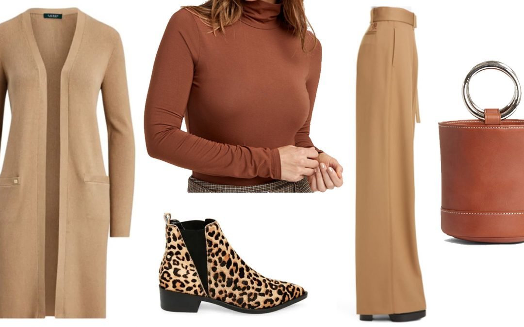 Nothing to Wear? Five Fall Essentials and the Secret to a  Wardrobe You Love!