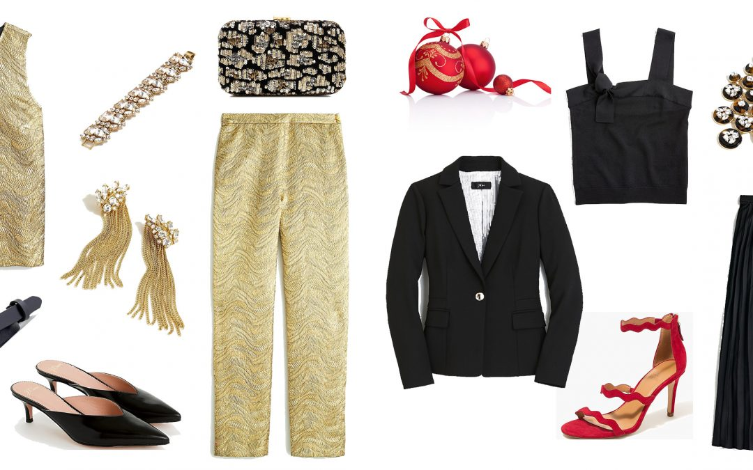 5 Tips for a Bedazzling Holiday Wardrobe